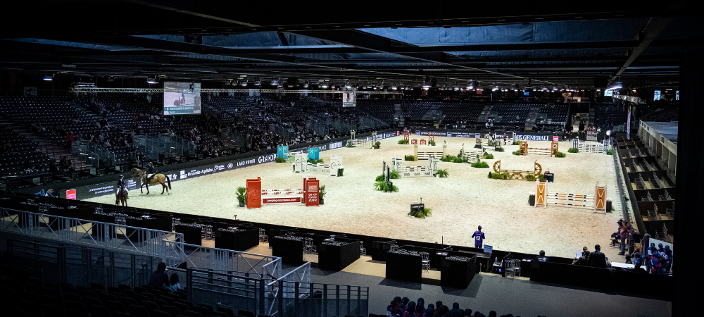 Rendez-vous au Jumping International de Bordeaux !